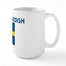 KISS ME I AM SWEDISH Mug
