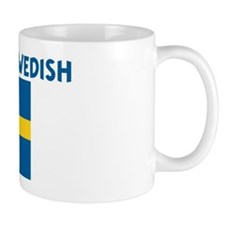 I WISH I WAS SWEDISH Mug