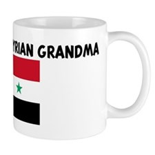 PROUD TO BE A SYRIAN GRANDMA Mug