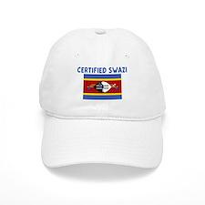 CERTIFIED SWAZI Baseball Cap