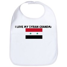 I LOVE MY SYRIAN GRANDMA Bib