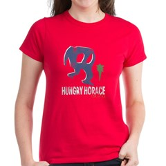 Hungry Horace Distressed Tee