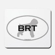 BRT Oval Mousepad