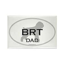 BRT Dad Rectangle Magnet