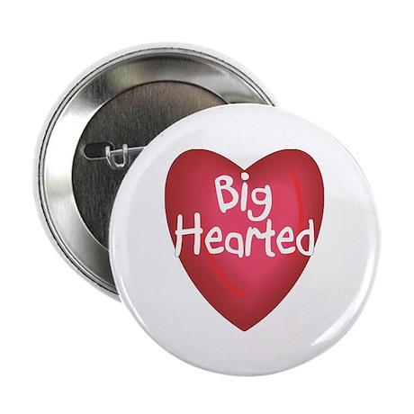 """Big Heart 2.25"""" Button (100 pack)"""