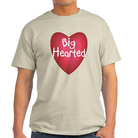 Big Heart Light T-Shirt