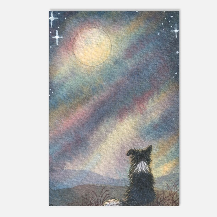 I see the moon... Postcards (Package of 8)