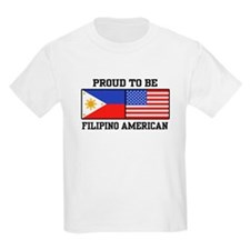 Proud Filipino American T-Shirt
