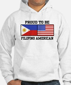 Proud Filipino American Jumper Hoody