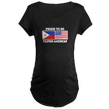 Proud Filipino American T-Shirt