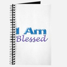 I Am Blessed Journal