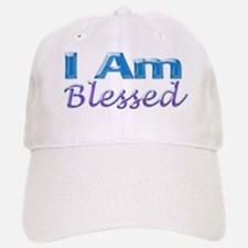 I Am Blessed Baseball Baseball Cap
