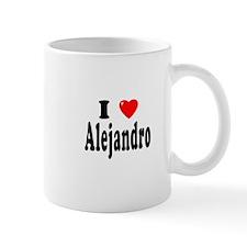 ALEJANDRO Mug