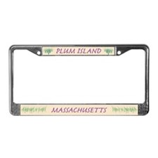 PI License Plate Frame