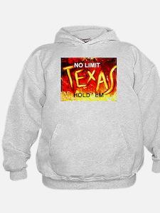Texas hold em Hoodie
