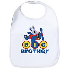 Aviator Bunny Big Brother Bib