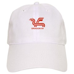 Dragon 64 Baseball Cap