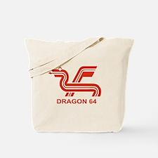 Dragon 64 Tote Bag