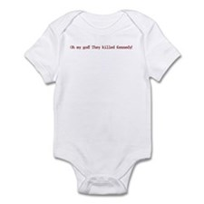Oh my god! Infant Bodysuit