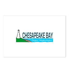 Chesapeake Bay Postcards (Package of 8)