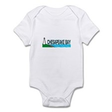 Chesapeake Bay Infant Bodysuit