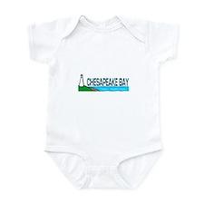Chesapeake Bay Infant Bodysuit