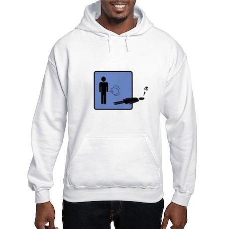 The Fart Of Death Hooded Sweatshirt