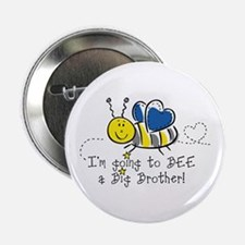 "Bee Big Brother 2.25"" Button"