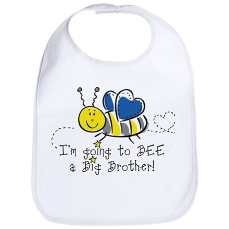 Bee Big Brother Bib
