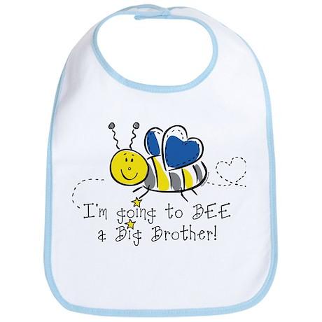 Bee Big Brother Bib