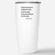 Cute Patriotic quotes Travel Mug