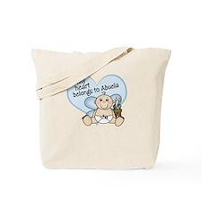 My Heart Belongs to Abuela BO Tote Bag