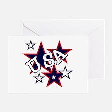 USA Greeting Cards (Pk of 10)