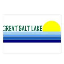 Great Salt Lake Postcards (Package of 8)