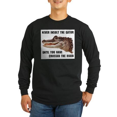 GATOR Long Sleeve Dark T-Shirt