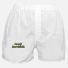 The Fart Machine Boxer Shorts