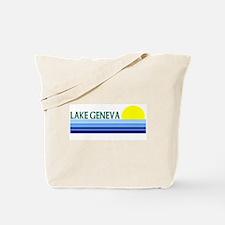 Lake Geneva Tote Bag
