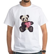 I Heart U Panda Shirt