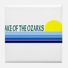Lake of the Ozarks Tile Coaster