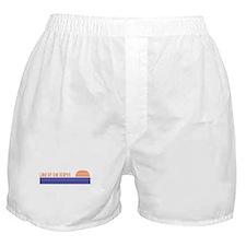 Lake of the Ozarks Boxer Shorts
