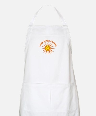 Lake of the Ozarks BBQ Apron