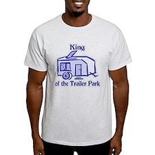 King of Trailer Park T-Shirt