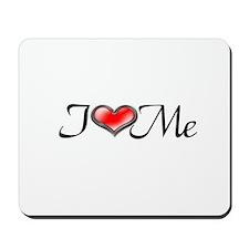 I Heart Me Mousepad