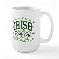 irish Party Girl Mug