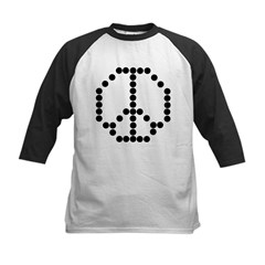 Peace Work - Dot Matrix Tee