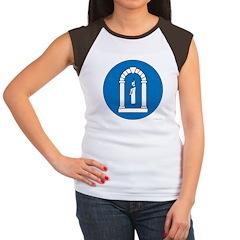 A&S Officer Women's Cap Sleeve T-Shirt