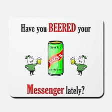 Messenger Mousepad