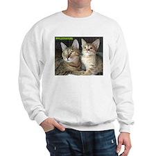 Cats Haven Rescue 1072 Sweatshirt