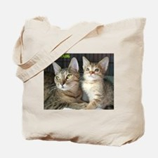 Cats Haven Rescue 1072 Tote Bag