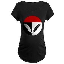 Chronicler Maternity Dark T-Shirt